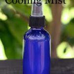 Cooling Mist Recipe